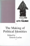 The Making of Political Identities <br>エルネスト・ラクラウ 編