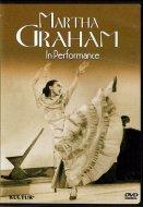 Martha Graham in Performance <br>マーサ・グレアム <br>【DVD】