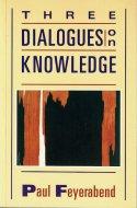 Three dialogues on knowledge <br>Feyerabend <br>英)知についての三つの対話 <br>ファイヤアーベント