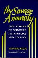 The Savage Anomaly <br>Antonio Negri <br>英)野生のアノマリー <br>ネグリ