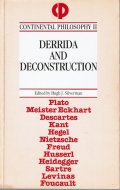 Derrida and Deconstruction <br>英)デリダと脱構築