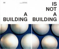 A Building Is Not a Building <br>Ola Kolehmainen <br>オラ・コーレマイネン