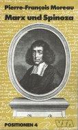 Marx und Spinoza <br>Pierre-Francois Moreau <br>独)マルクスとスピノザ <br>ピエール=フランソワ・モロー