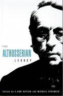 The Althusserian Legacy <br>エティエンヌ・バリバール/ジャック・デリダ 他