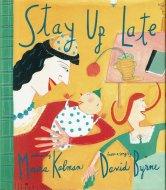 Stay up Late <br>Maira Kalman <br>英)おこしておきたい、おそくまで <br>マイラ・カルマン