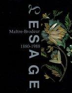オートクチュールの刺繍 ルサージュ展 1880-1988 <br>図録