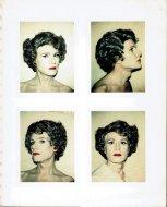 Andy Warhol Polaroids 1971-1986 <br>アンディ・ウォーホル
