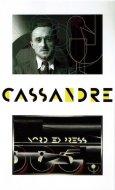 カッサンドル・ポスター展 グラフィズムの革命 <br>図録