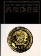 古代アンデス文明展 <br>ANCIENT CIVILIZATION OF THE ANDES <br>図録