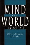 Mind and World <br>John McDowell <br>英)心と世界 <br>ジョン・マクダウェル