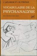Vocabulaire de la psychanalyse <br>Jean Laplanche / Jean-Bernard Pontalis <br>仏)精神分析用語辞典