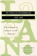 The Ethics of Psychoanalysis 1959-1960 <br>Jacques Lacan <br>英)精神分析の倫理 <br>ジャック・ラカン