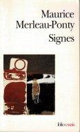 Signes <br>Maurice Merleau-Ponty <br>仏)シーニュ <br>メルロ=ポンティ