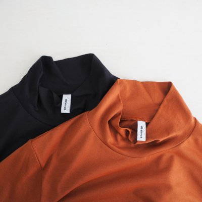 <img class='new_mark_img1' src='https://img.shop-pro.jp/img/new/icons20.gif' style='border:none;display:inline;margin:0px;padding:0px;width:auto;' />08sircus High Neck Long Sleeve Top ハイネックロングスリーブトップ
