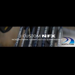 ノースフォークコンポジットJ CUSTOM NFX<img class='new_mark_img2' src='https://img.shop-pro.jp/img/new/icons25.gif' style='border:none;display:inline;margin:0px;padding:0px;width:auto;' />