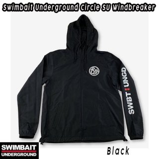 Swimbait Underground/Circle SU Windbreaker <img class='new_mark_img2' src='https://img.shop-pro.jp/img/new/icons1.gif' style='border:none;display:inline;margin:0px;padding:0px;width:auto;' />