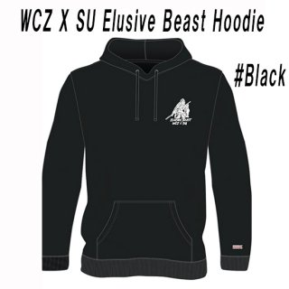 WCZ X SU Elusive Beast Hoodie<img class='new_mark_img2' src='https://img.shop-pro.jp/img/new/icons1.gif' style='border:none;display:inline;margin:0px;padding:0px;width:auto;' />