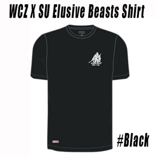 WCZ X SU Elusive Beasts Shirt<img class='new_mark_img2' src='https://img.shop-pro.jp/img/new/icons1.gif' style='border:none;display:inline;margin:0px;padding:0px;width:auto;' />