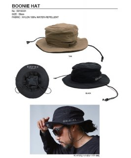 ELECTRIC/BOONIE HAT<img class='new_mark_img2' src='https://img.shop-pro.jp/img/new/icons1.gif' style='border:none;display:inline;margin:0px;padding:0px;width:auto;' />