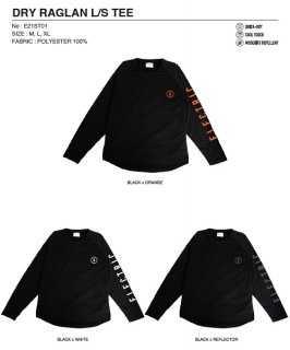 ELECTRIC/DRY RAGLAN L/S TEE<img class='new_mark_img2' src='https://img.shop-pro.jp/img/new/icons1.gif' style='border:none;display:inline;margin:0px;padding:0px;width:auto;' />