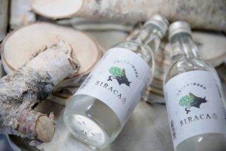 SIRACA Drink 360mL      北海道蘭越町の山林から採取した飲むことができるシラカバ樹液
