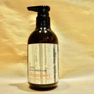 シラカシャンプープラス       500mL               濃厚な泡立ちでサッパリと洗い上げ、サラサラな髪の毛に憧れを持つアナタへのシャンプー