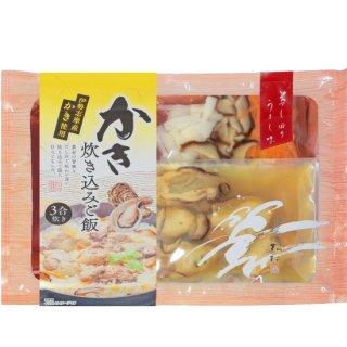 伊勢路の炊き込みご飯 かき(3合炊き)