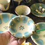 ノモ陶器製作所 小皿(やちむん)