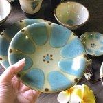 ノモ陶器製作所 5寸皿(やちむん)