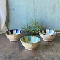 ノモ陶器製作所 チチチャン4寸鉢(やちむん)