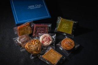焼き菓子8種詰め合わせ
