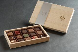 ショコラ15ヶ箱 ショコラセット