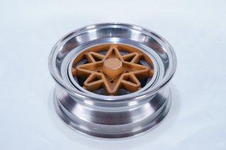 ホイール灰皿 Type-TR アルミ製 鋳物