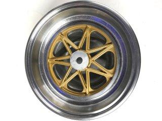 ホイール灰皿 Type-HA アルミ製 鋳物