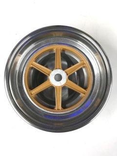 ホイール灰皿 Type-B アルミ製 鋳物