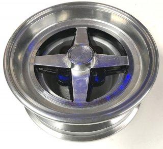 ホイール灰皿 Type-WE アルミ製 鋳物