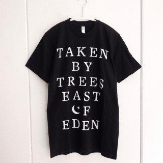 TAKEN BY TREES | T-SHIRT BLACK | Sサイズ