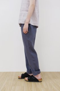 not PERFECT LINEN | LOOSE LINEN PANTS (charcoal) | ボトムス | レディース UK8/S