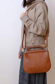 yuruku (ユルク) | Metry Bag S (brown) | バッグ