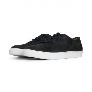 【SALE セール】GARMENT PROJECT | Classic Lace (navy nubuck) | メンズシューズ