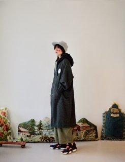 STORAMA | Authentic Coach Coat (charcoal) | サイズXS