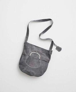 REN | ライニングスエード・ガマグチポケットショルダー (midgray) | バッグ
