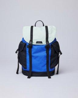 SANDQVIST | CHARLIE (bright blue mint) | バッグ【北欧 シンプル スウェーデン リュック】
