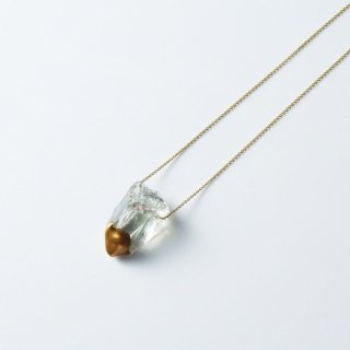 sobi | 蒔絵Dips ストーンショートネックレス クリア水晶 | ネックレス