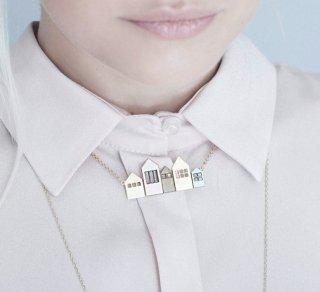 Shlomit Ofir | Short Copenhagen Necklace (310) | ネックレス