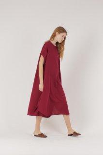 KELEN (ケレン)   Back Gather Dress