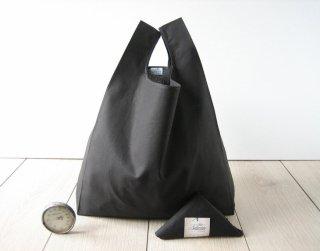 【ネコポス送料無料】ATELIER SETTEMBRE | MINIMALIST TOTE BAG (black) | トートバッグ/ショッピングバッグ