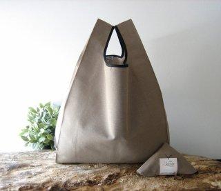 【ネコポス送料無料】ATELIER SETTEMBRE | MINIMALIST TOTE BAG (beige) | トートバッグ/ショッピングバッグ