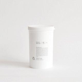 Cul de Sac | HIBA WOOD BATH SALT | 塩風呂【カルデサック 入浴剤 バスグッズ お風呂 スキンケア ギフト プレゼント】