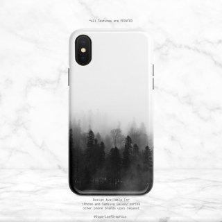 【ネコポス送料無料】SUGARLOAF GRAPHICS | FOGGY FOREST | iPhone 7/8/SE(第2世代)ケース